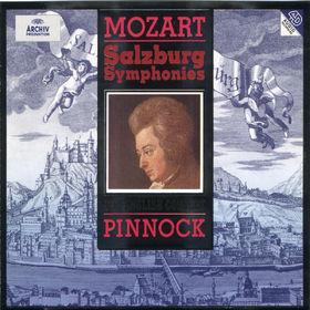 Wolfgang Amadeus Mozart, Salzburger Sinfonien, 00028943991520