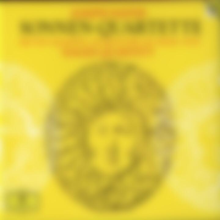 Sonnen-Quartette op. 20 0028943992024