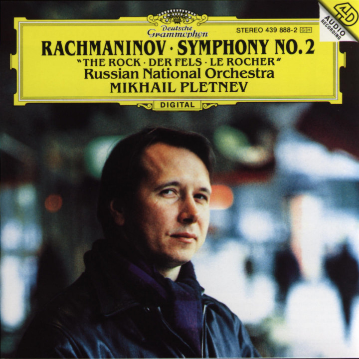 Rachmaninov: Symphony No.2; The Rock 0028943988821