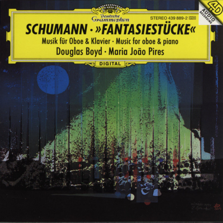 Schumann: Music for Oboe and Piano 0028943988924