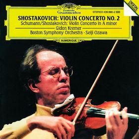 Robert Schumann, Violinkonzerte, 00028943989022
