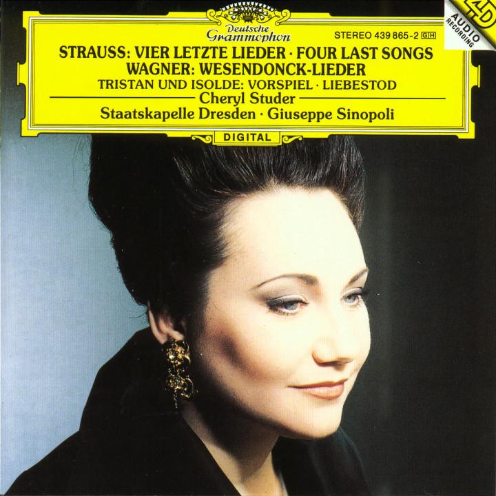 Vier letzte Lieder; Wesendonck-Lieder 0028943986520