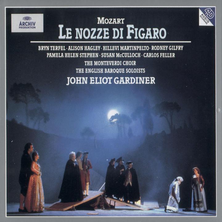 Mozart: Le Nozze di Figaro 0028943987129