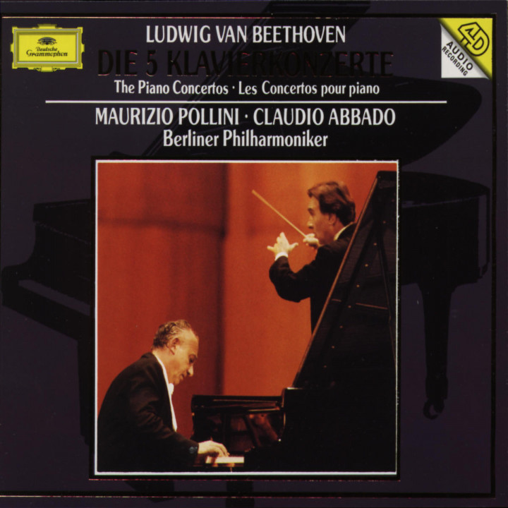 Beethoven: The Piano Concertos 0028943977023