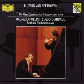 Ludwig van Beethoven, Die 5 Klavierkonzerte, 00028943977029