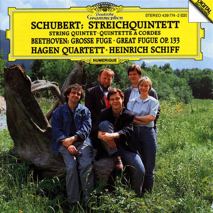 Große Fuge op.133; Streichquintett 0028943977425
