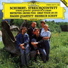 Ludwig van Beethoven, Große Fuge op.133, Streichquintett, 00028943977425