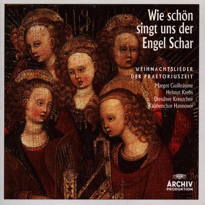 Wie schön singt uns der Engelschar - Weihnachtslieder der Praetoriuszeit 0028943964625