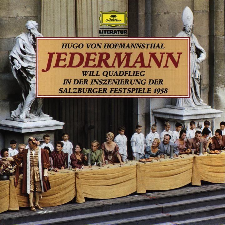 Hugo von Hofmannsthal: Jedermann 0028943926821