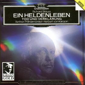Richard Strauss, Ein Heldenleben, Tod und Verklärung, 00028943903929