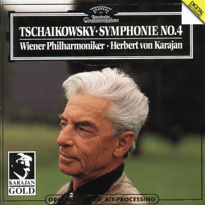Tchaikovsky: Symphony No.4 0028943901820