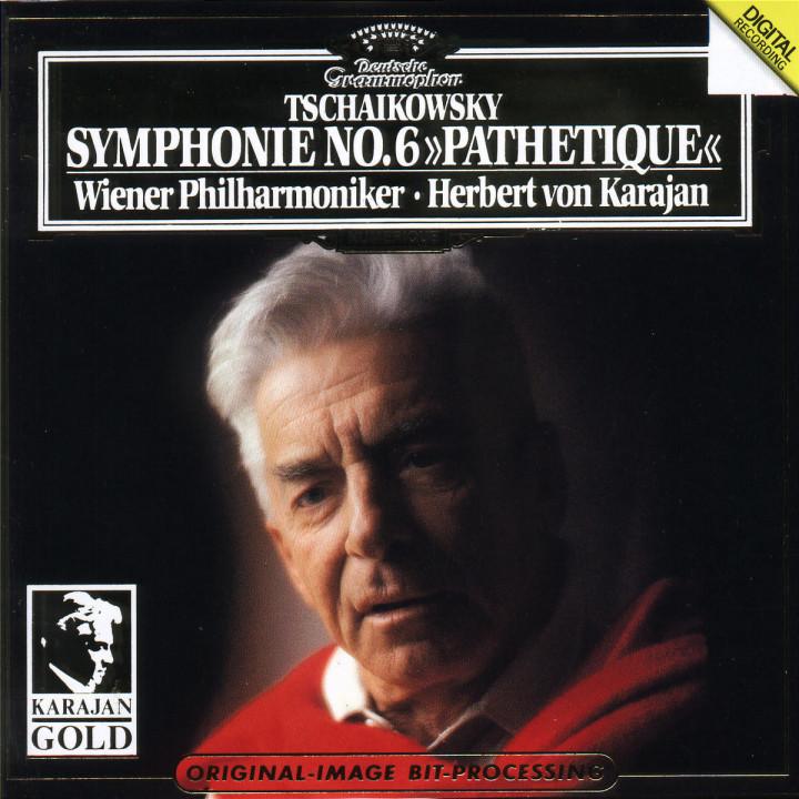 """Tchaikovsky: Symphony No.6 """"Pathétique"""" 0028943902027"""