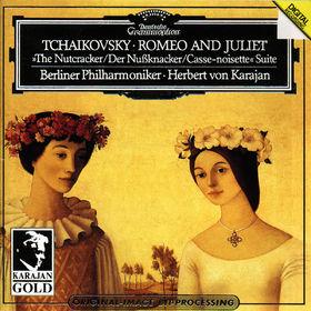 Herbert von Karajan, Tchaikovsky: Romeo and Juliet, The Nutcracker, 00028943902120