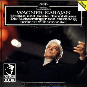 Richard Wagner, Wagner: Tristan und Isolde, Tannhäuser, Die Meistersinger - Orchestral Music, 00028943902229