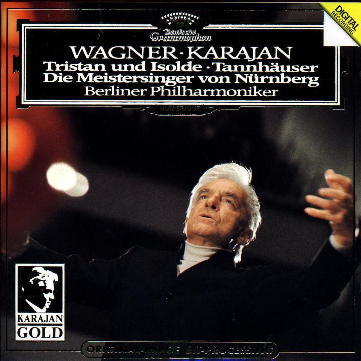 Wagner: Tristan und Isolde; Tannhäuser; Die Meistersinger - Orchestral Music 0028943902223