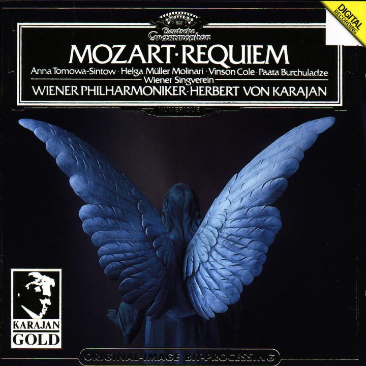 Mozart: Requiem 0028943902326
