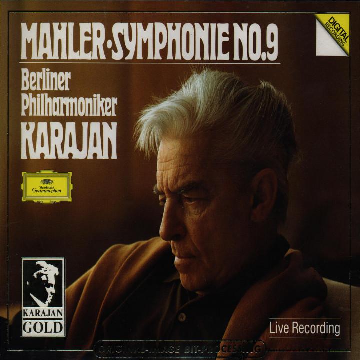 Mahler: Symphony No.9 0028943902429