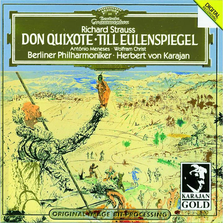 Don Quixote; Till Eulenspiegel 0028943902728