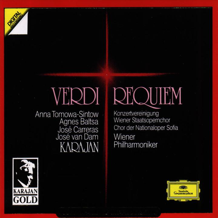 Verdi: Messa da Requiem 0028943903327