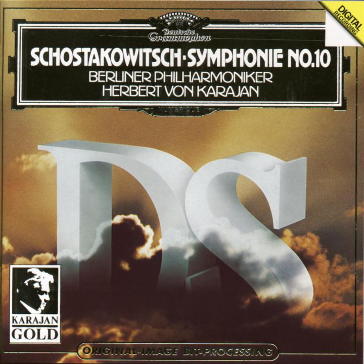 Shostakovich: Symphony No.10 In Eminor, Op. 93 0028943903626