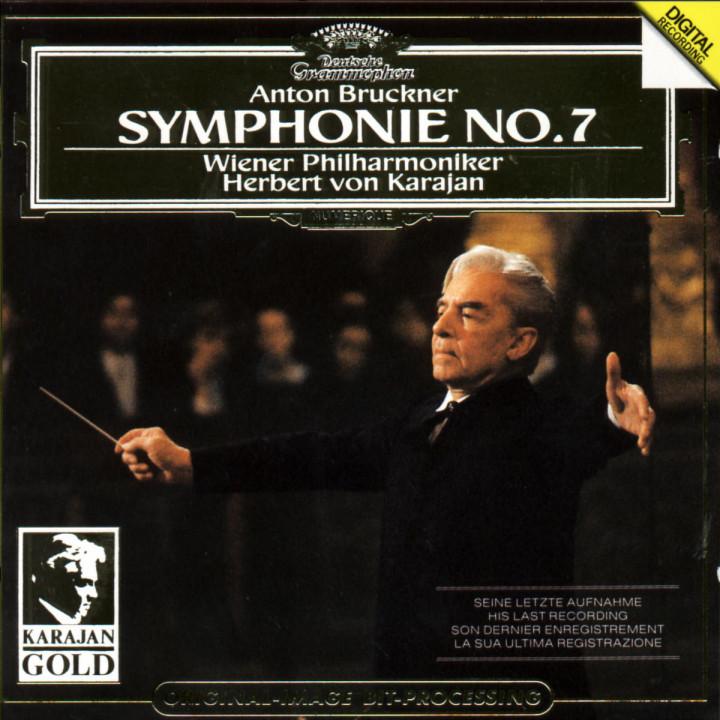 Bruckner: Symphony No.7 0028943903729