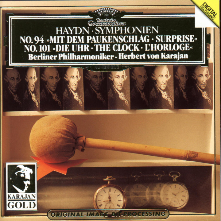 "Haydn: Symphonies Nos.94 ""Surprise"" & 101 ""The Clock"" 0028943903822"