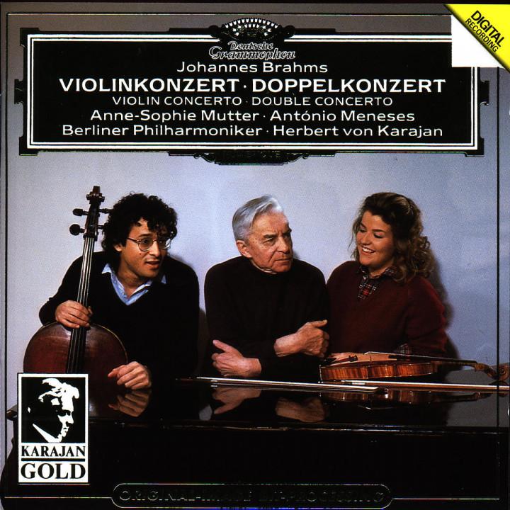 Brahms: Violin Concerto; Double Concerto 0028943900726