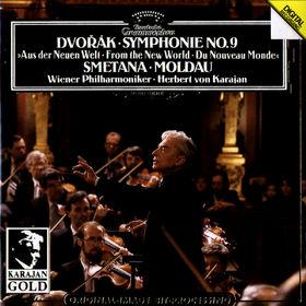 Bedrich Smetana, Dvorák: Symphony No.9 From the New World / Smetana: The Moldau, 00028943900928