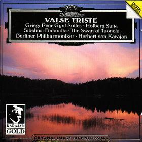 Die Berliner Philharmoniker, Grieg: Peer Gynt Suites / Sibelius: Valse triste, 00028943901024