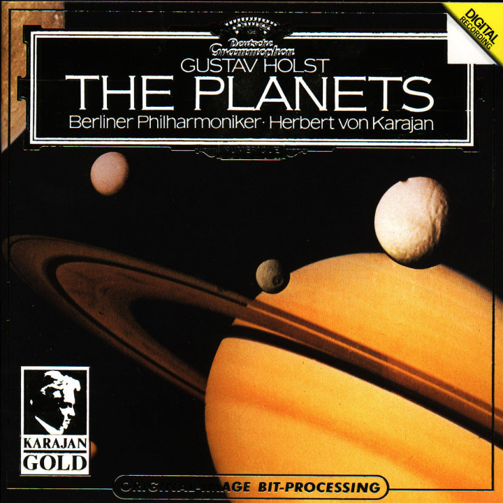 Holst: The Planets 0028943901129