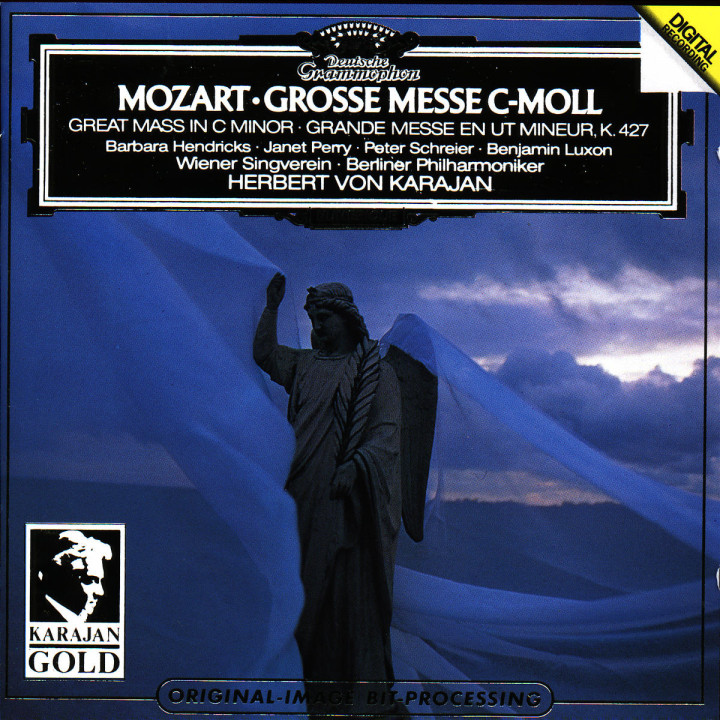 Mozart: Great Mass in C minor K.427 0028943901222