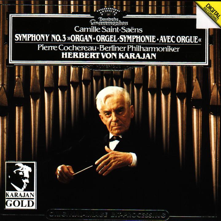 """Saint-Saëns: Symphony No.3 """"Organ"""" 0028943901428"""