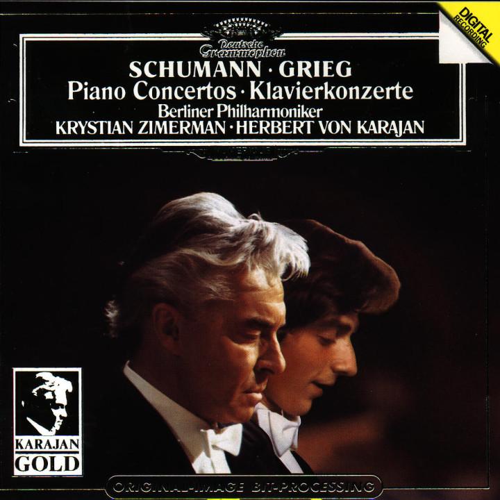 Schumann / Grieg: Piano Concertos 0028943901521