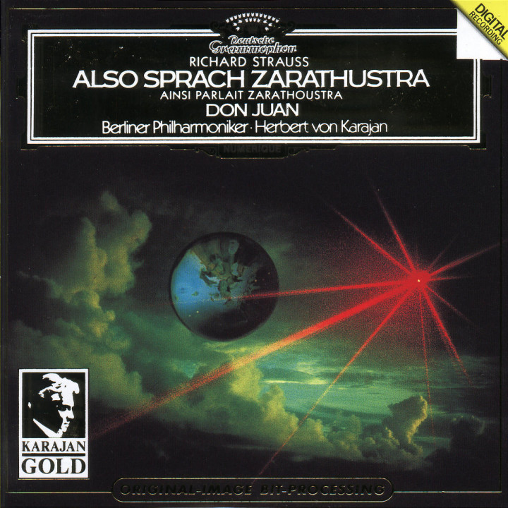 Strauss, R.: Also sprach Zarathustra; Don Juan 0028943901624