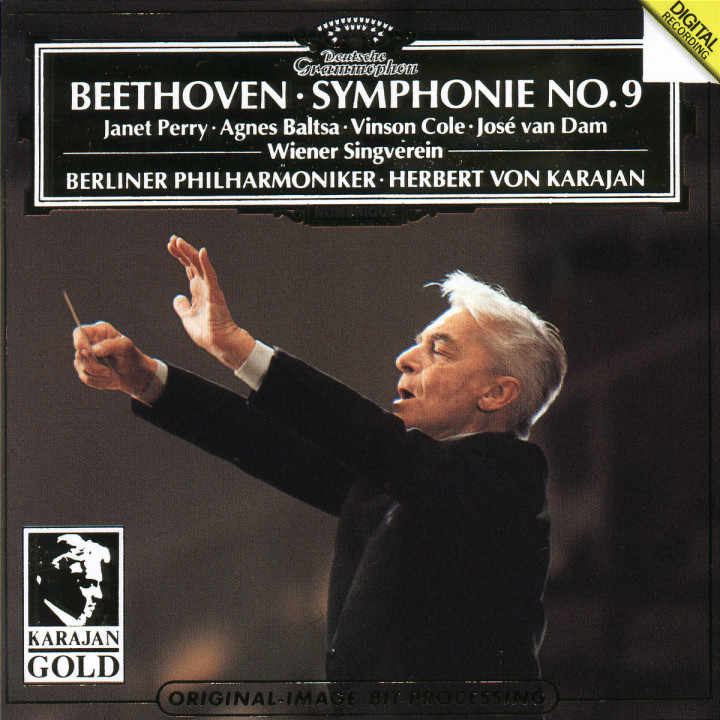 Beethoven: Symphony No.9 0028943900623
