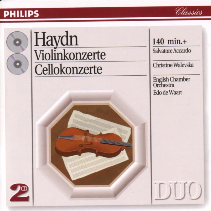 Violinkonzerte; Violoncellokonzerte 0028943879725