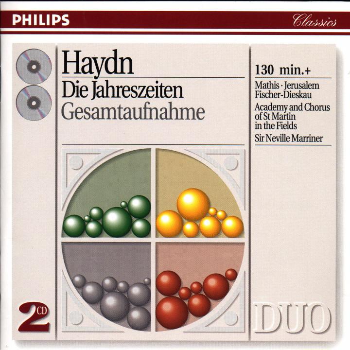 Haydn: Die Jahreszeiten 0028943871521