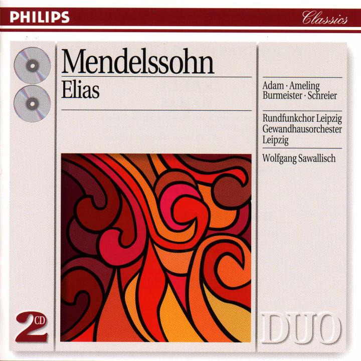 Mendelssohn: Elijah 0028943859822