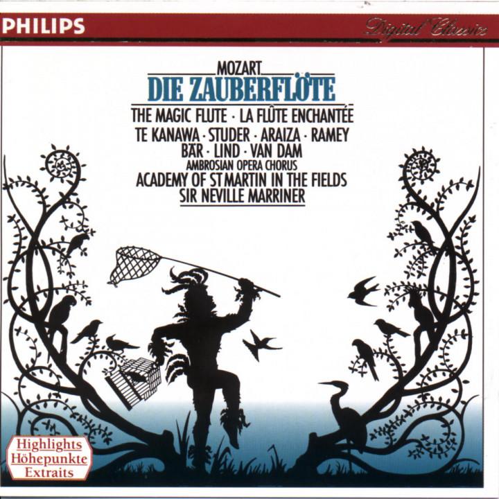 Mozart: Die Zauberflöte - Highlights 0028943849520