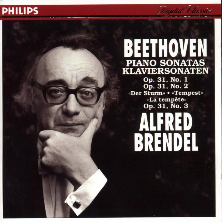 Beethoven: Piano Sonatas Nos.16-18 0028943813422
