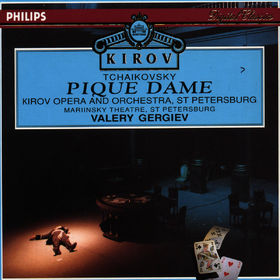 Tchaikovsky: Pique Dame, 00028943814126