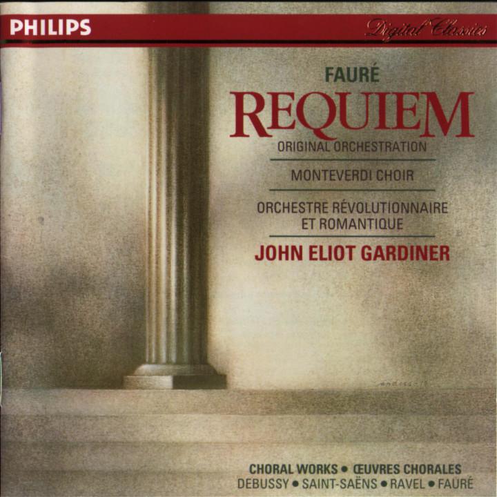 Fauré: Requiem / Debussy: Trois chansons de Charles d'Orléans / Saint-Saëns: Calme des nuits 0028943814928