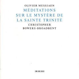 Olivier Messiaen, Méditations sur le mystère de la St. Trinité, 00028943799225