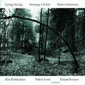György Kurtág, Hommage à Robert Schumann, 00028943795722
