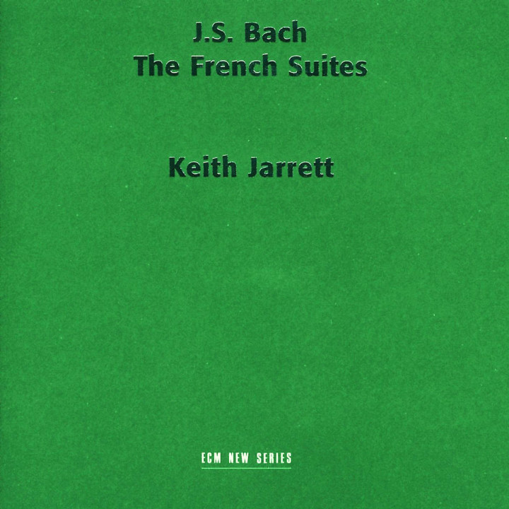 Bach: The French Suites 0028943795520