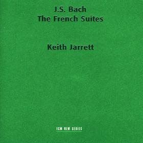 Keith Jarrett, Die Französischen Suiten, 00028943795524