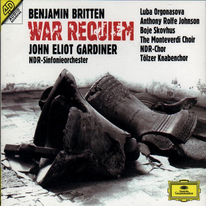 War Requiem 0028943780120