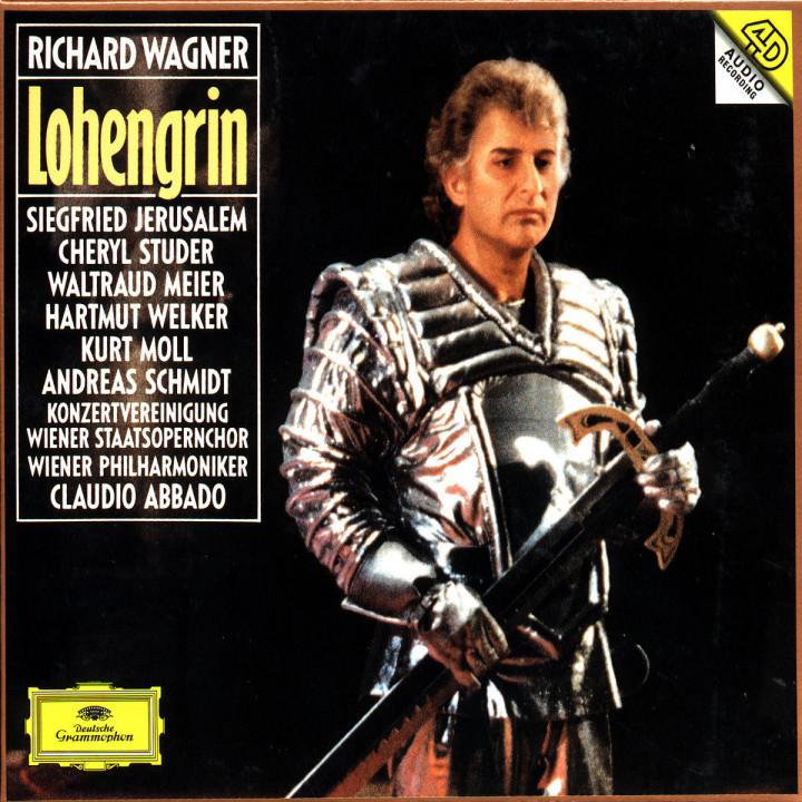 Wagner: Lohengrin 0028943780821