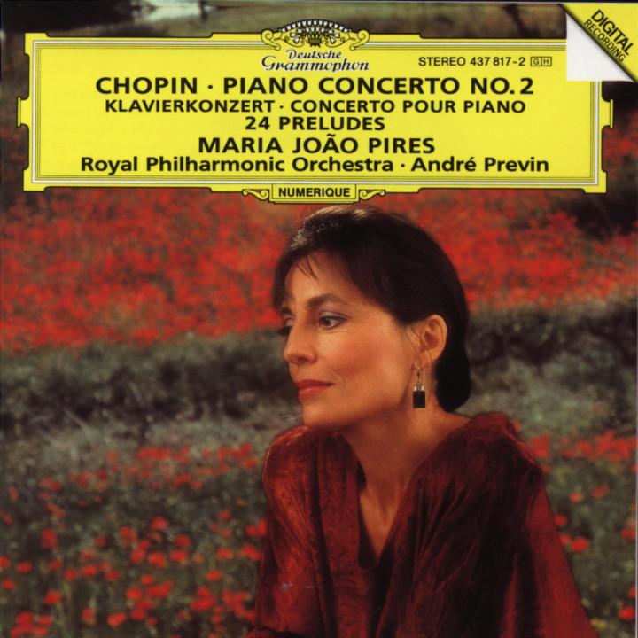 Chopin: Piano Concerto No.2; 24 Preludes 0028943781729