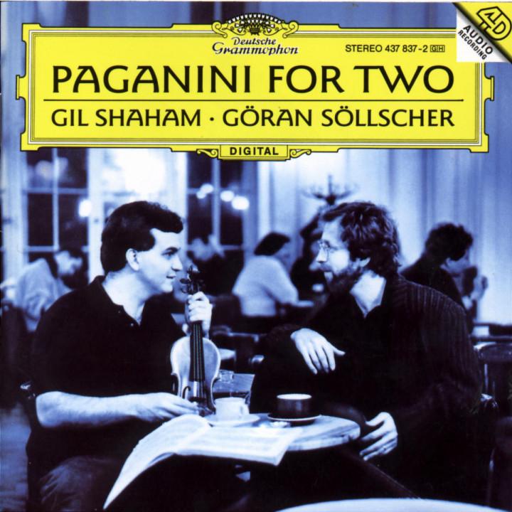 Paganini für Zwei 0028943783721